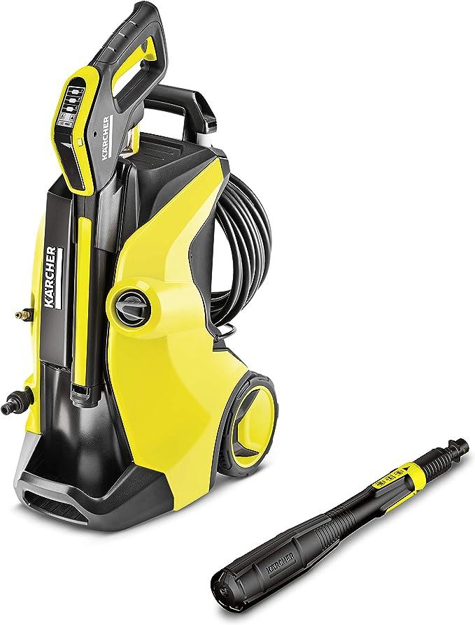 Kärcher Karcher K 5 Full Control Plus Pressure Washer, 2.1 W, Yellow/Black, Medium: Amazon.co.uk