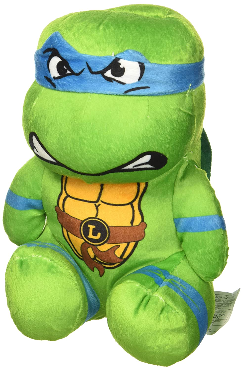 Teenage Mutant Ninja Turtles Plush Bank by FAB Starpoint   B01I3UWS9O