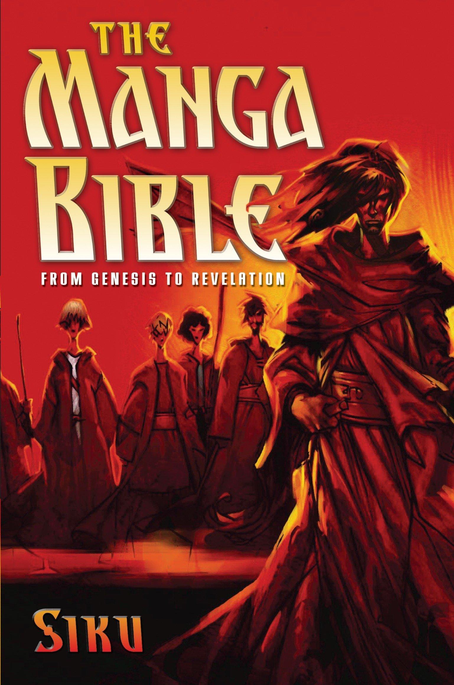 The Manga Bible: From Genesis to Revelation: Siku