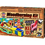 NSI Deluxe 3D Wood Burning