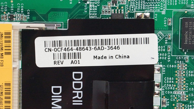 C928K F569K YY709 Latitude D820 Precision M65 128MB nVidia Motherboard Logic Main Laptop Notebook System Board Compatible Part Numbers: YY703 C928K CF464 YY709 Renewed CF464 F569K YY703