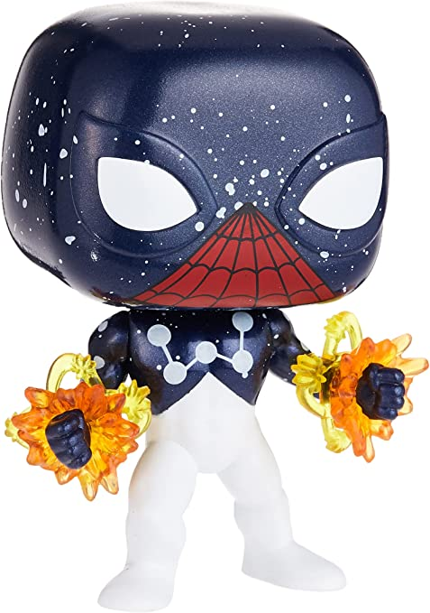 Spider-Man Captain Universe Pop! Vinyl Figure Standard