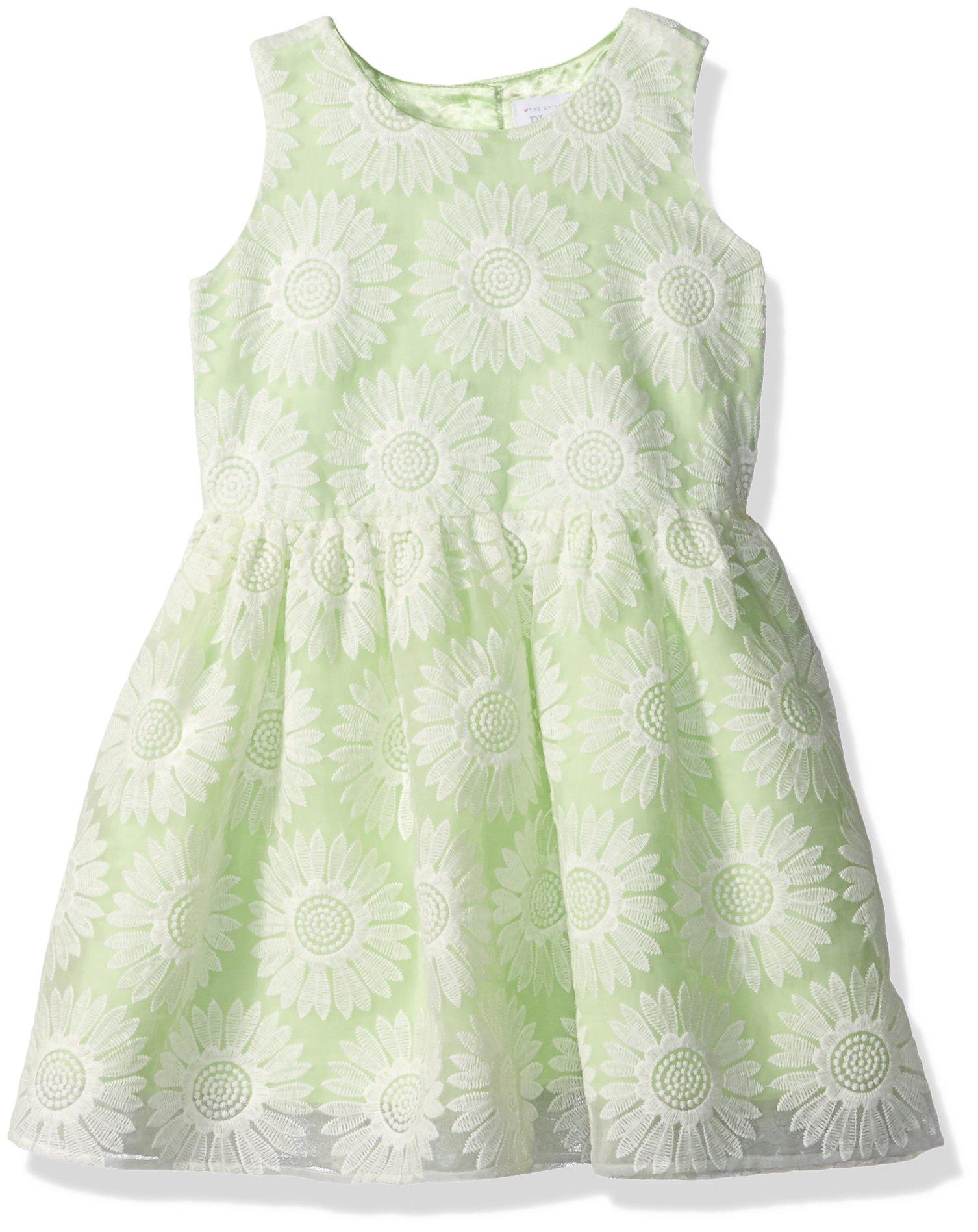 8f1068fda43c Galleon - The Children s Place Baby Girls  Toddler Sleeveless Dressy ...