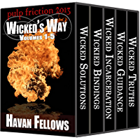 Wicked's Way Collection (English Edition)