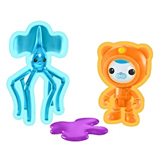 Fisher-Price Octonauts Barnacles & The Long Armed Squid