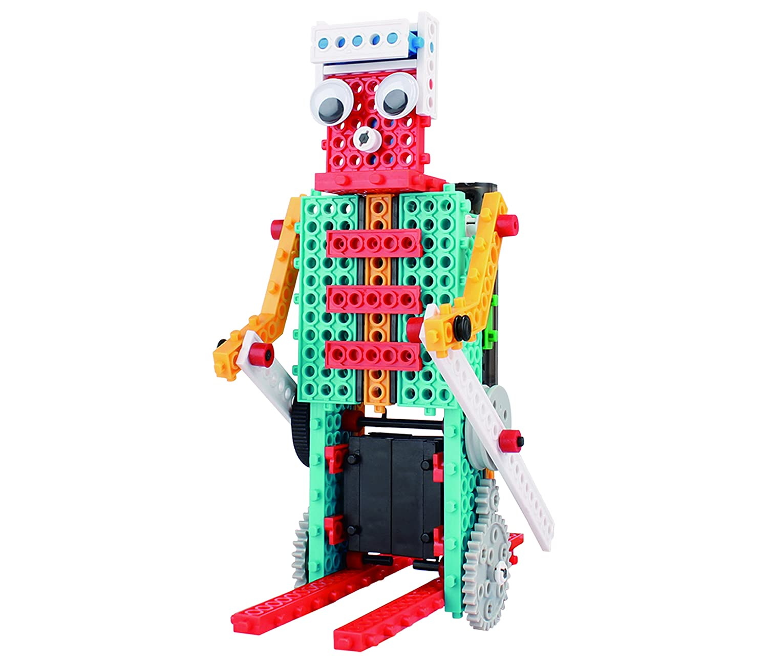 Amazon Robot Kit For Kids Ingenious Machines Build Your Own