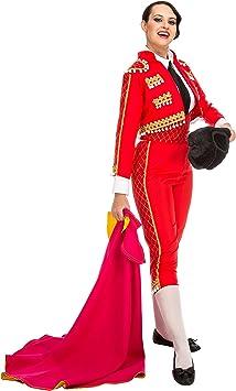 My Other Me Me-203811 Disfraz de torera para mujer, M-L (Viving Costumes 203811): Amazon.es: Juguetes y juegos