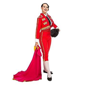 My Other Me Me-203811 Disfraz de torera para mujer, ML (Viving Costumes 203811)