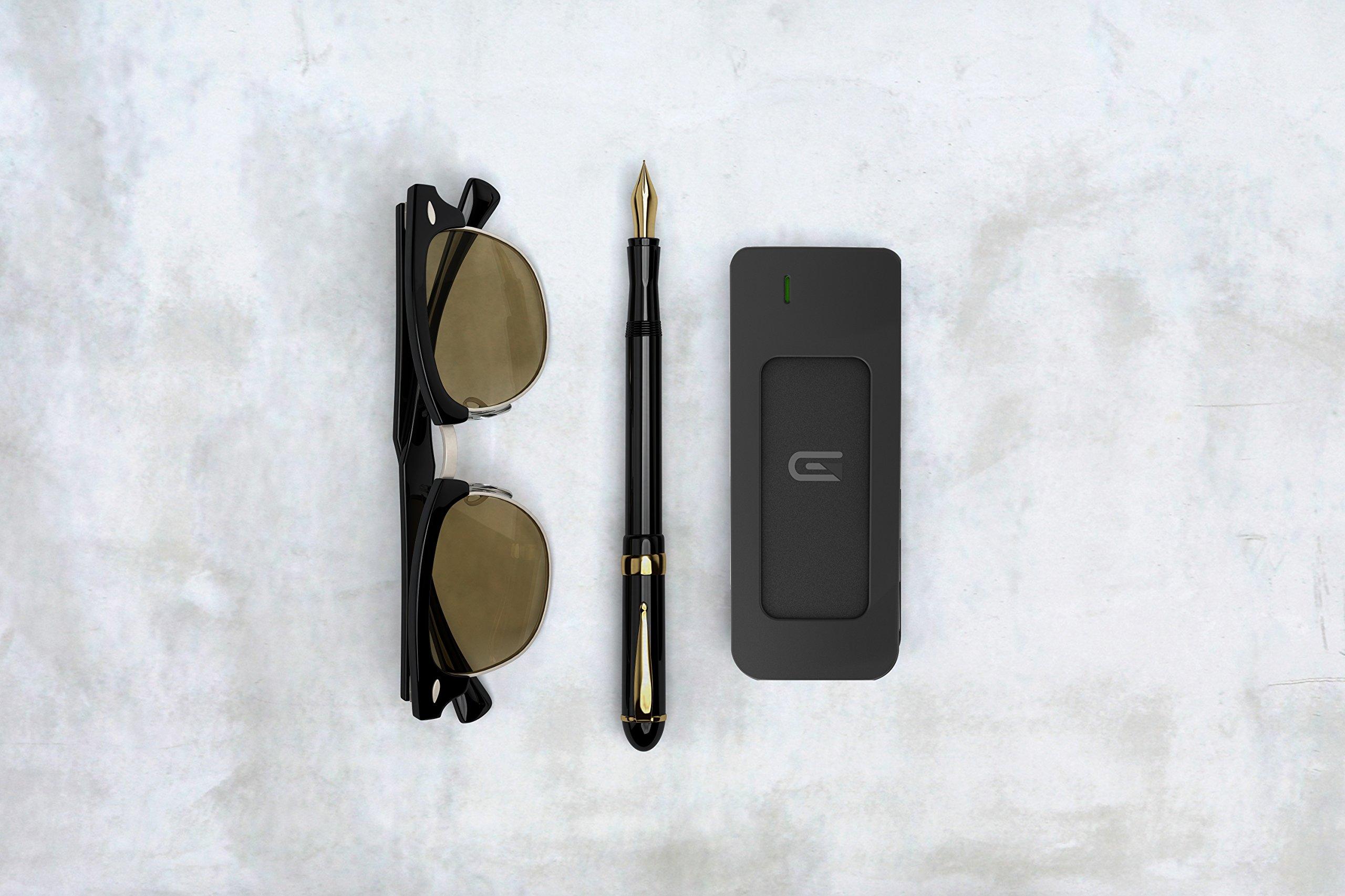 Glyph Atom SSD 2TB Black (External USB-C, USB 3.0, Thunderbolt 3) A2000BLK by Glyph Production Technologies (Image #6)