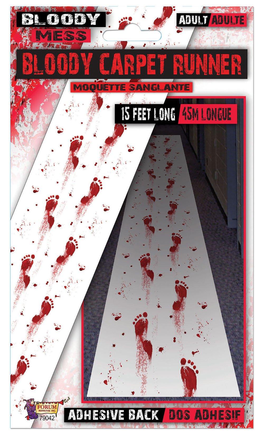 Bloody Carpet Runner