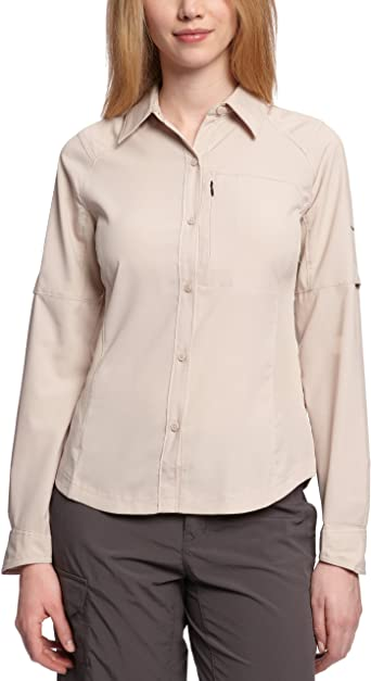 Columbia Womens Silver Ridge Long Sleeve Shirt
