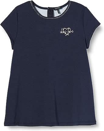 IKKS Junior tee-Shirt Navy IKKS Love Camiseta para Niñas