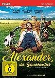 Alexander, der Lebenskünstler (Alexandre le bienheureux ) / Grandiose Filmperle mit Starbesetzung in ungekürzter Langfassung (Pidax Film-Klassiker)
