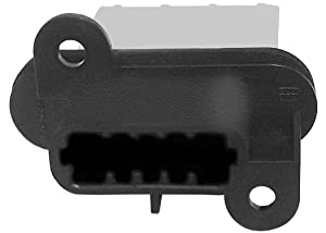 ACDelco 15-80202 GM Original Equipment Heating and Air Conditioning Blower Motor Resistor