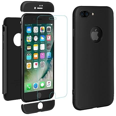 coque apple noir iphone 7 plus