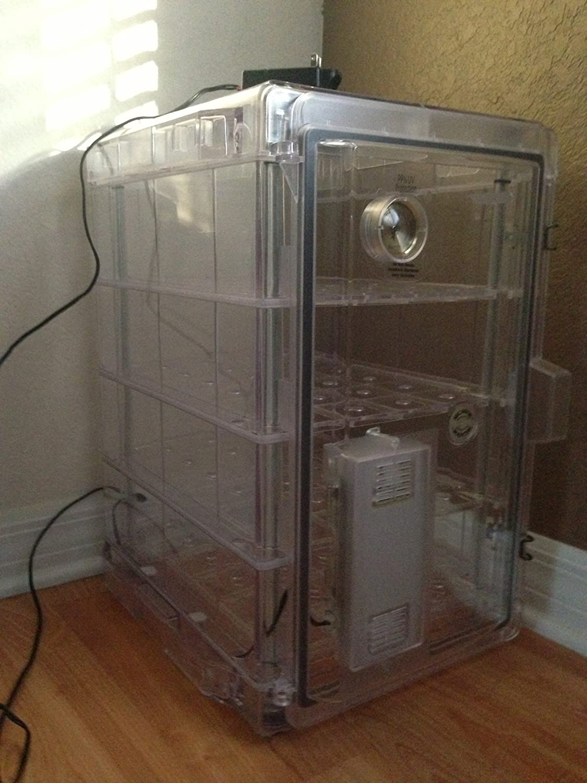 Bel-Art Secador 4.0 Auto-Desiccator Cabinets, SCIENCEWARE F420740117 Horizontal: Amazon.com: Industrial & Scientific
