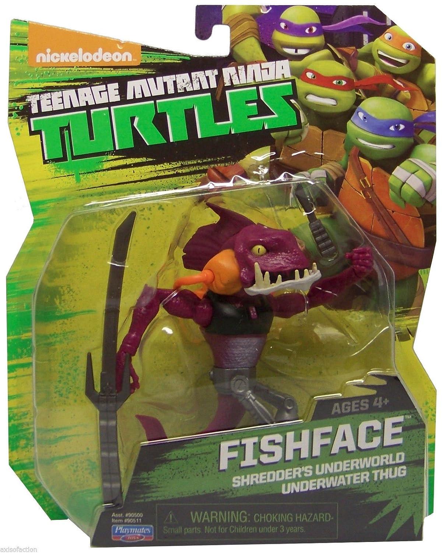 Amazon.com: Teenage Mutant Ninja Turtles TMNT Fishface ...