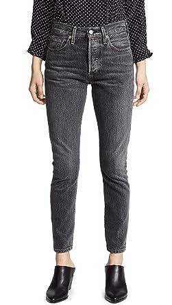 3aed3dd1ec9 Levi's Women's LMC 501 Skinny Jeans at Amazon Women's Jeans store