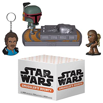 Funko Star Wars Smuggler's Bounty Box, Cloud City Theme: Toys & Games