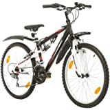talson 24 zoll mountainbike fahrrad mit gabelfederung. Black Bedroom Furniture Sets. Home Design Ideas