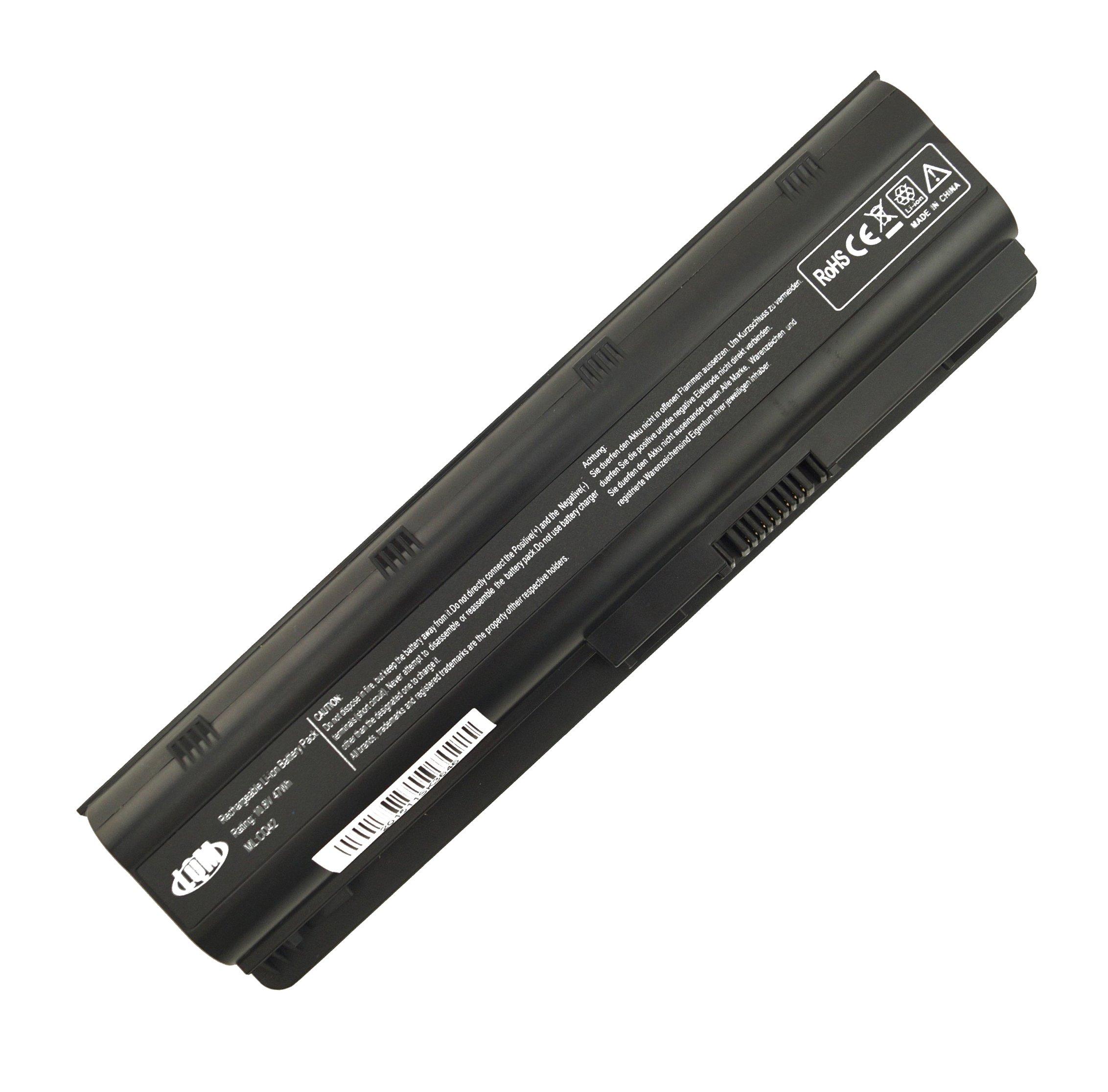 Bateria para HP Compaq MU06 MU09 593553-001 593554-001 CQ32 CQ42 CQ43 CQ56 CQ62 CQ72 10.8V 47Wh
