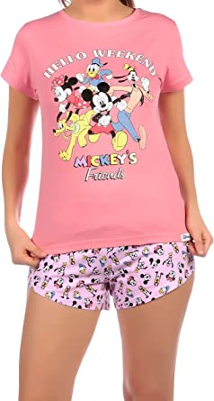 Disney Minnie Mouse Pigiama per donna Minnie Mouse