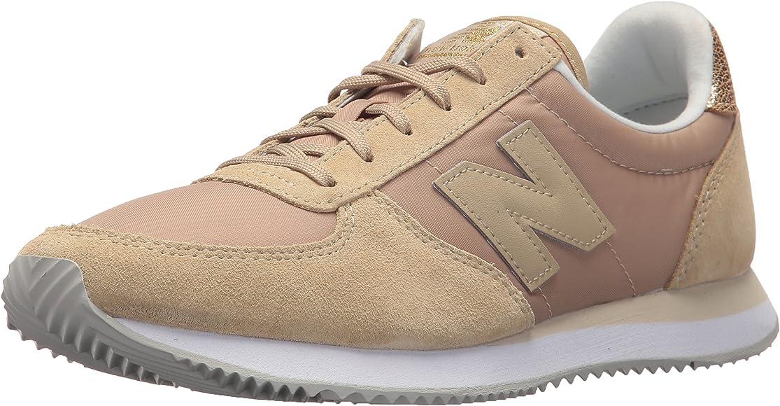 New Balance WL220, Zapatillas de Running para Mujer, Beige, 36 EU: Amazon.es: Zapatos y complementos