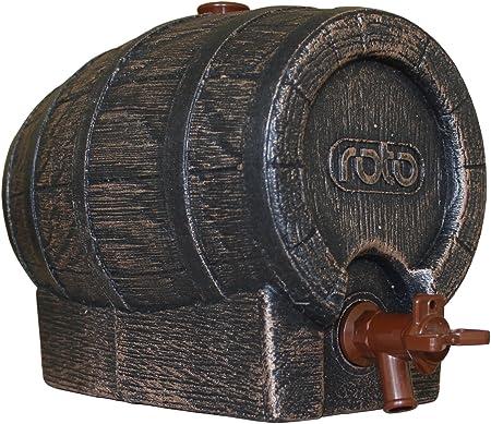 Mesa de Vino Fiesta 2,3 litros barril Ron whisky licor regalo ...
