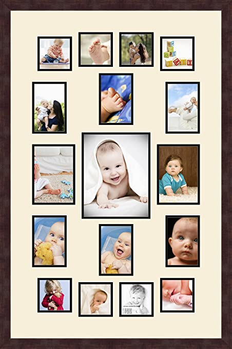 Buy Art to Frames Double-Multimat-304-128/89-FRBW26061 Collage Frame ...