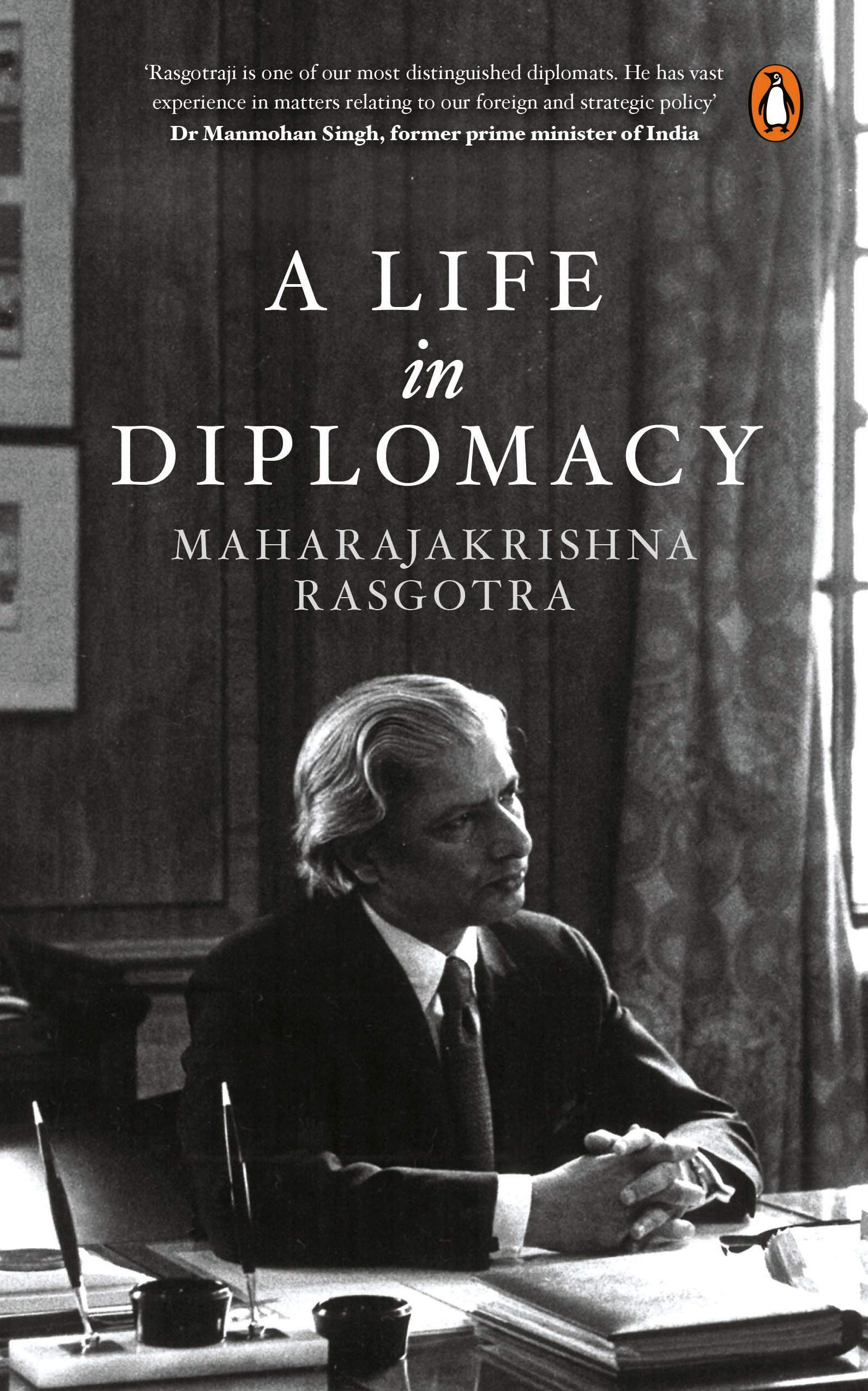 Buy A Life in Diplomacy Book Online at Low Prices in India