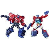 "Transformers - 5.25"" Optimus Prime Autobot Legacy 2-Pack inc Blaster - Deluxe Class"