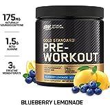 Optimum Nutrition Gs Pre Workout Blueberry Lemonade 300Gr 6/Cs
