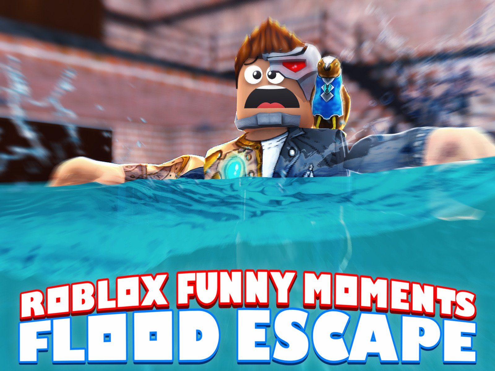 Do Fun Wth Btools Roblox Hq Roblox Watch Clip Roblox Funny Moments Twiistedpandora Prime Video