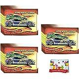 Amazoncom Amscan Hot Wheels Speed City 4 x 5 Folded