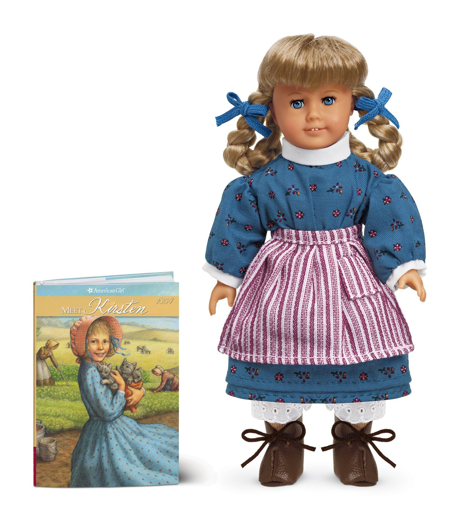 American Girl FELICITY MINI DOLL /& Mini Book NEW In BOX