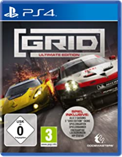 Grid Day One Edition PS4: Amazon.es: Videojuegos