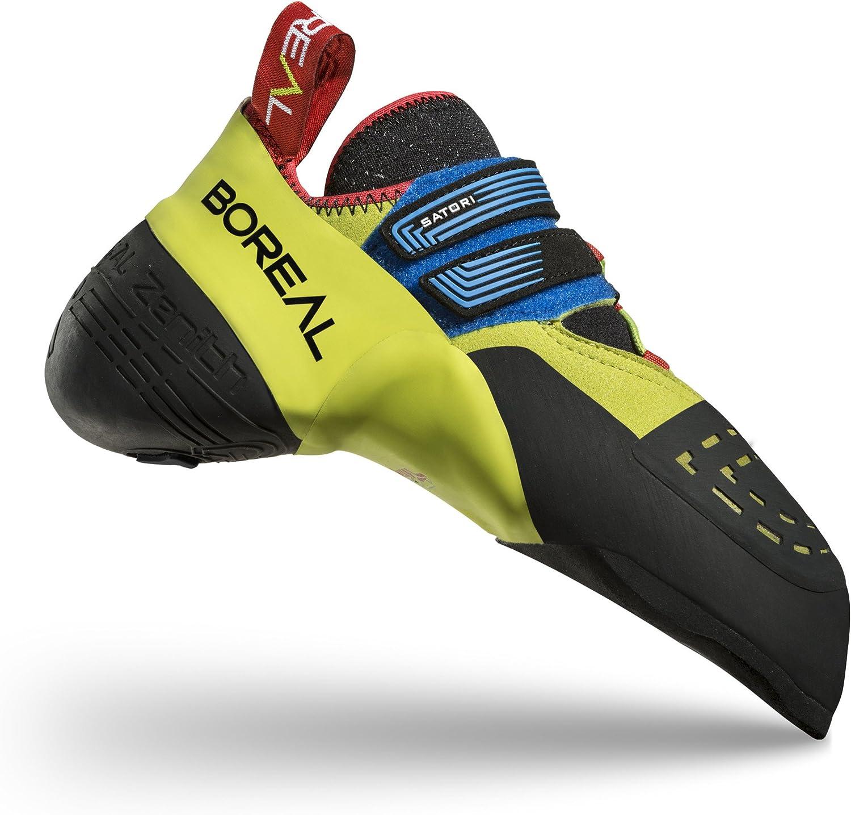 Boreal Satori Pie de Gato Técnico 11 UK: Amazon.es: Zapatos y ...