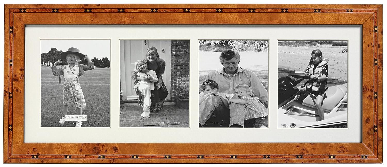Amazon.de: Addison Ross, bilderrahmen, Intarsien Holz, 4x5.5