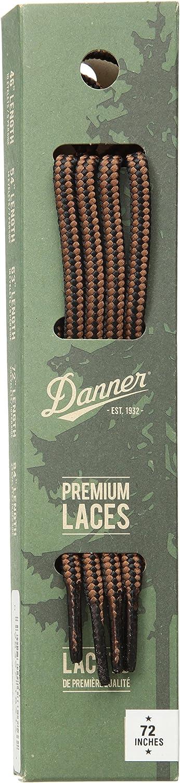 """Danner Laces 72"""" Shoelaces, Black/Tan, Medium: Shoes"""