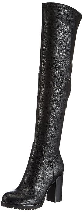 413-1488, Cuissardes femme - Noir (Black 01), 40 EUBuffalo