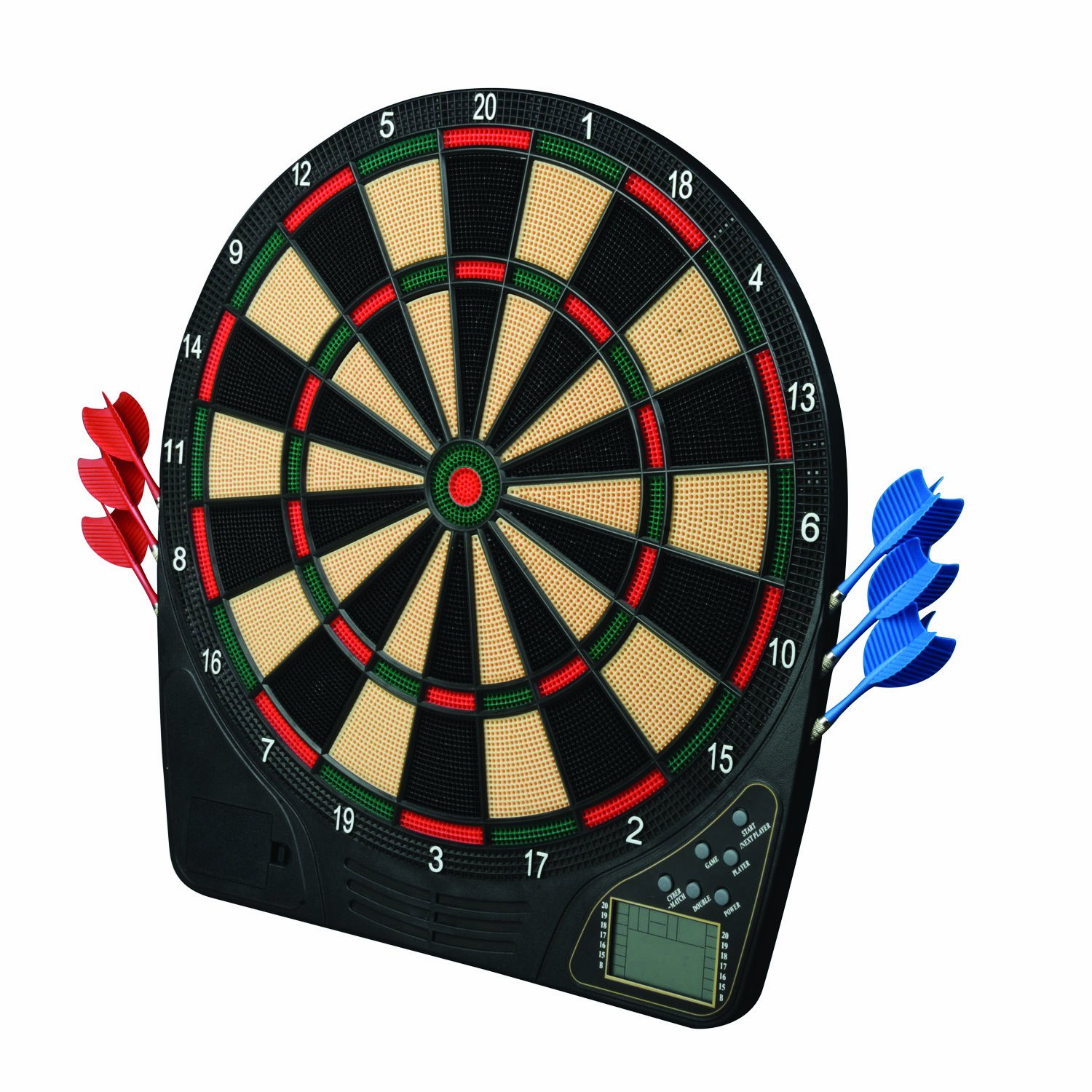 $12.12 (reg $30) Franklin Sports FS1500 Electronic Dartboard