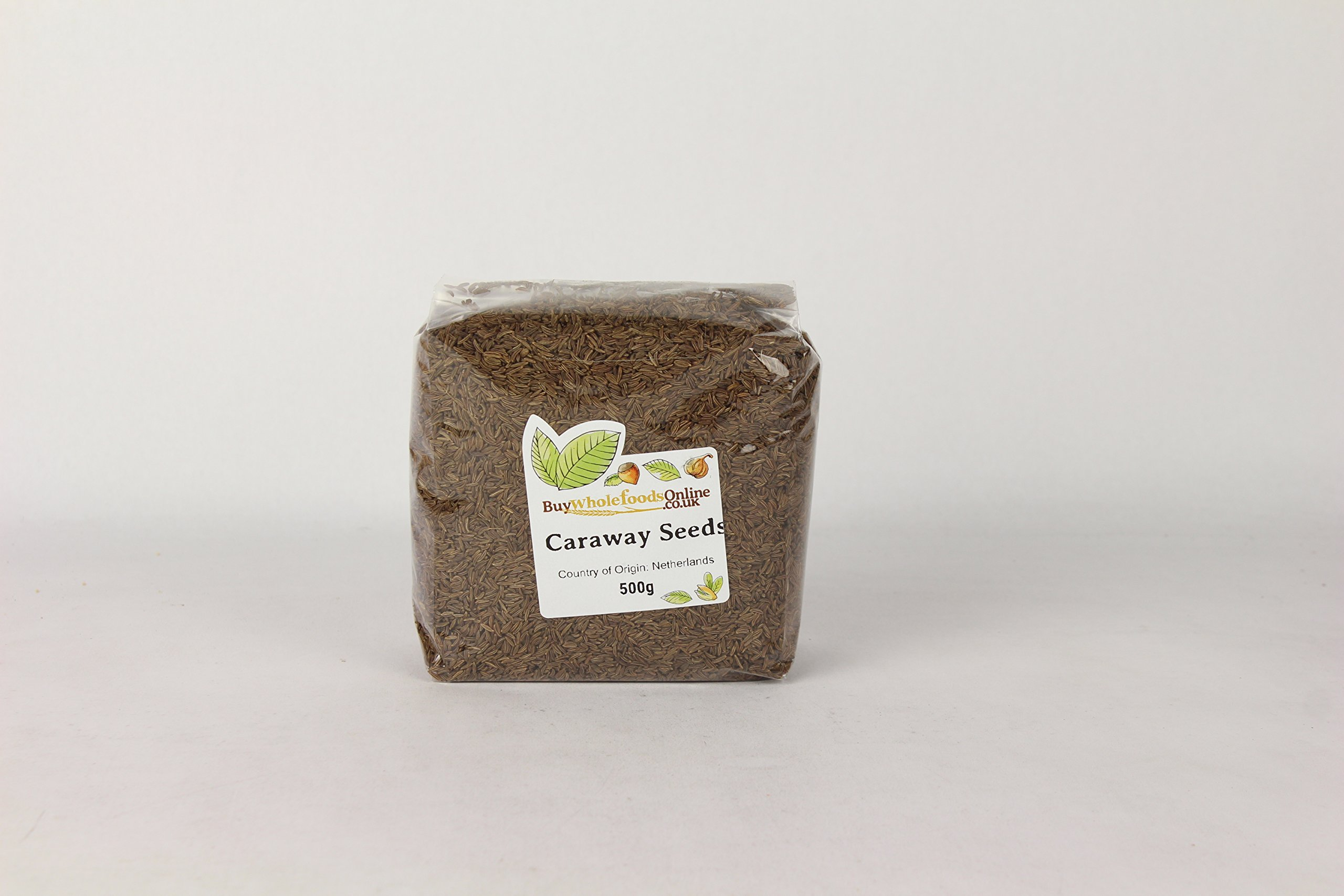Buy Whole Foods Caraway Seeds 500 g