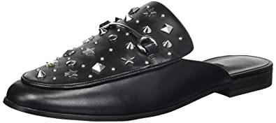 Clothing, Shoes & Accessories Nine West Womens Welynne Leather Pointed Toe Mules