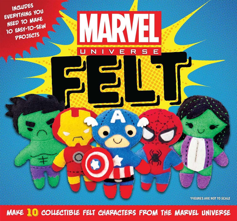 Marvel Universe Felt (Felt Kits)