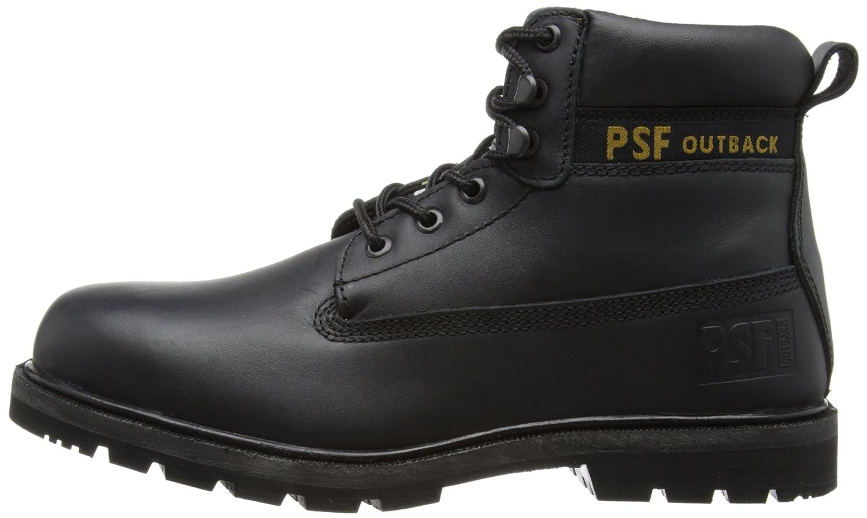 PSF PSF PSF 844SM Herren Stiefel Schwarz/Gelb 60abea