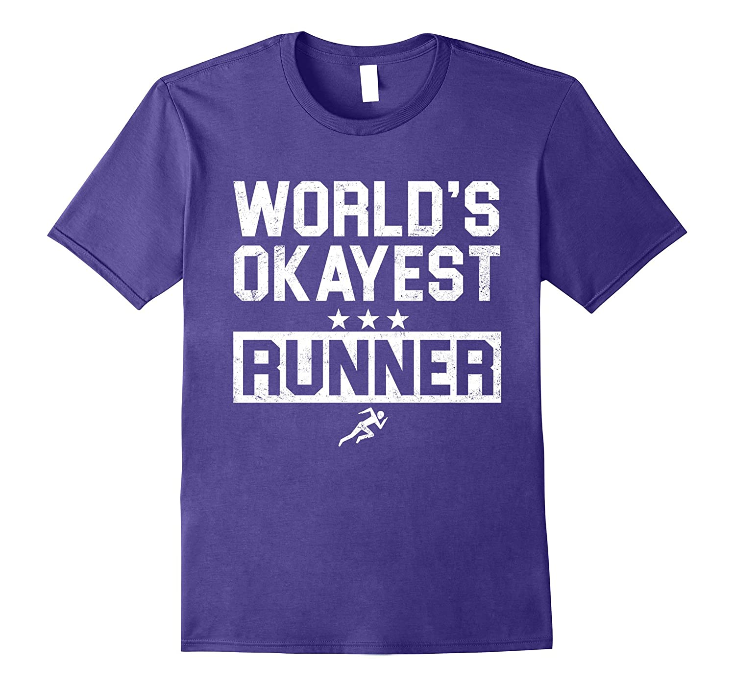 World's Okayest Runner Shirt-TH