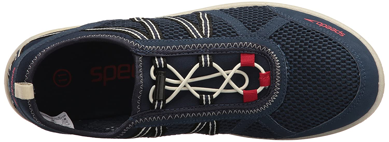 Speedo Mens Seaside Lace 5.0 Athletic Water Shoe Speedo Footwear Seaside Lace 5.0-M