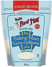 Bobs Red Mill Gluten Free 1-to-1 Baking Flour, 624 Grams
