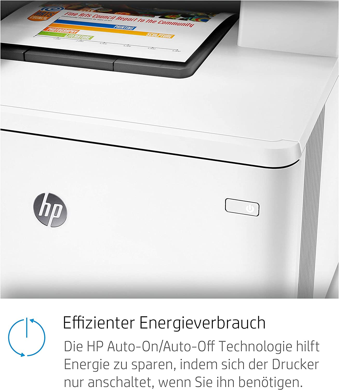 Hp Color Laserjet Pro M477fdn Farblaser Computer Zubehör