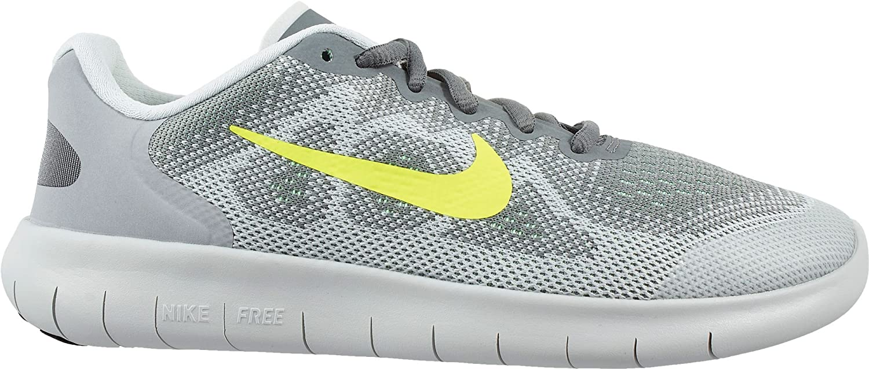 the best attitude 517ff 4b98c Amazon.com   Nike Girl s Free RN 2017 (GS) Running Shoe (3.5 M US Big Kid)    Running